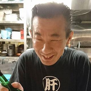 総料理長 森岡 寿夫