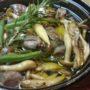 三河鶏レバーと砂肝のアヒージョ